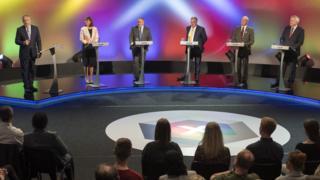 Debate panel