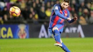 Mchezaji bora duniani Lionel Messi