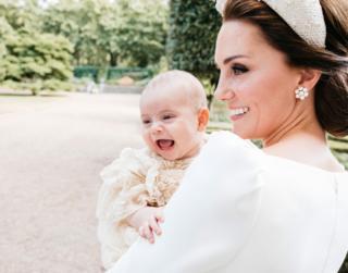 凱特和路易王子
