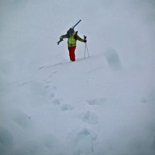 Conditions in Southern Cairngorms on Saturday