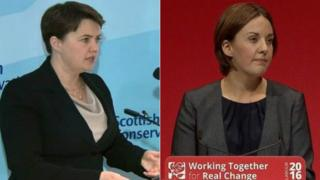Ruth and Kez