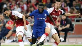 Le milieu de terrain a passé deux saisons avec le club français Rennes et le club espagnol Grenada.