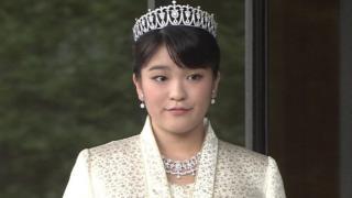 حفيدة إمبراطور اليابان