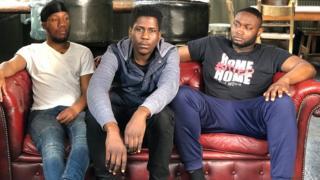 Alwyn, Daniel and Ola