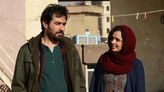 Iranian Oscar contender to screen in Trafalgar Square before ceremony
