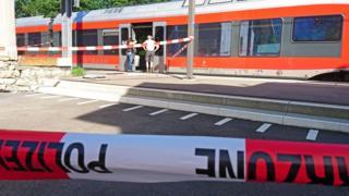 Estación del tren en la que se produjo el ataque.