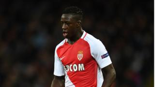 L'international français Benjamin Mendy