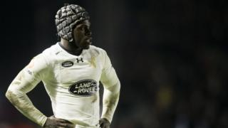 Christian Wade playing for Wasps