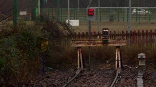 Colne station