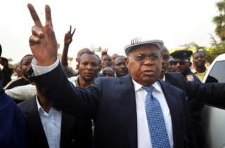 Marehemu Etienne Tshisekedi