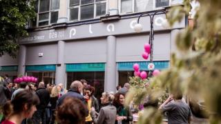 Place charity closes after cut in funding