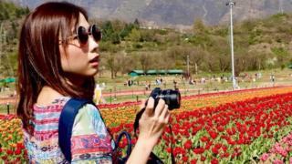 ट्यूलिप बगीचा, श्रीनगर