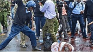 Ana binciken jami'an tsaro 300 bisa keta hakkin bil-adama a Kenya