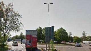Wolvercote Roundabout