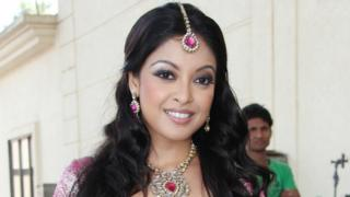 Former actress and Miss India Universe Tanushree Dutta