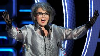 Roseanne Barr onstage during the Comedy Central Roast of Roseanne Barr at Hollywood Palladium, 4 August 2012