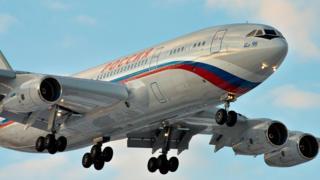 Ил-96 RA 96023