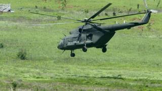 Helikopter M-17