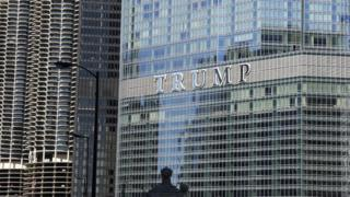 Trump International Hotel & Tower in Chicago