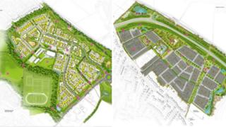 New homes plans for Hedge End and Botley