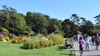 Lower Gardens