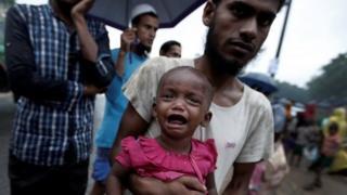 Khủng hoảng Rohingya: 'Khủng hoảng di dân khẩn cấp nhất thế giới'