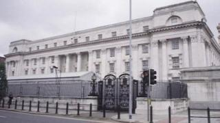 Legal proceedings began at the High Court in Belfast on Thursday