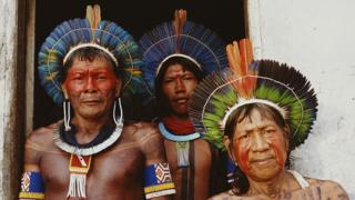 Amazon Basin, 2002