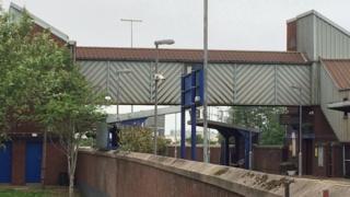 Yorkgate train station