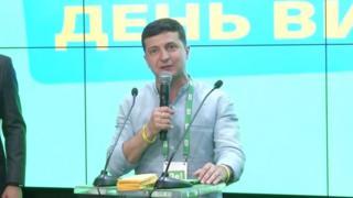 Партії Зеленського і Вакарчука вперше йшли до Ради