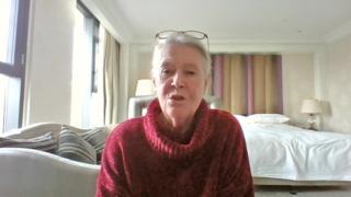 British lecturer Yvonne Griffiths