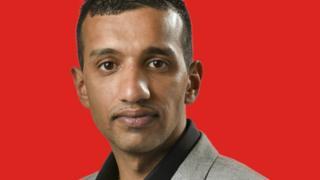 Lambeth councillor Irfan Mohammad