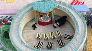 Knitted Marina, Great Yarmouth