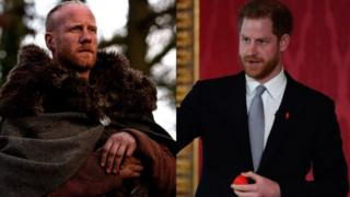 Prince Harry: Rated People ad 'lookalike' on Twitter reaction
