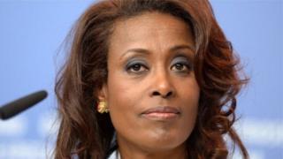 Meaza Ashenafi est la première femme à diriger la Cour suprême éthiopienne.