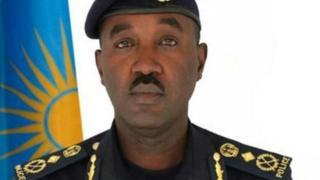 CP Theos Badege, umuvugizi wa polisi y'u Rwanda