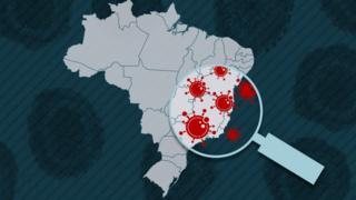 Coronavírus: quantos casos e mortes por covid-19 há em sua cidade?