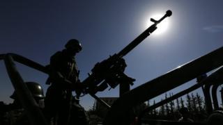 نیرویی نظامی در یمن