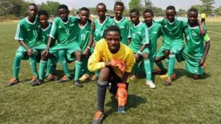 Umugwi wa Gitega w'abatarenza imyaka 16 wakuye mw'ihiganwa Makamba ku bitego 2-0