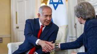 می و نتانیاهو