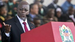 John Pombe Magufuli a été élu en 2015 président de la République Unie de Tanzanie