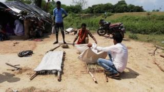 शिवपुरी में दो बच्चों को हत्या