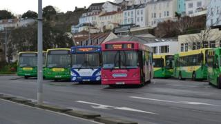 Guernsey buses