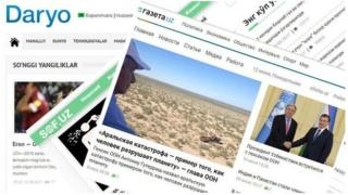 Oʻzbekiston Internet nashrlari