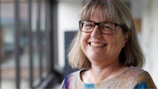 加拿大科學家唐娜·斯特裏克蘭(Donna Strickland)