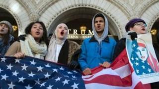 امریکی مسلمان شہری