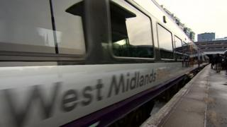 WMT Ltd train