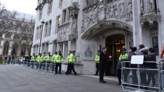 Верховный суд Британии