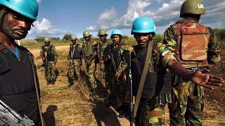 Ciidamada Kenya ayaa South Sudan galay ka dib markii uu qalalaasaha ka bilowday dalkaasi