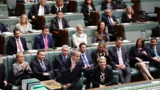آسٹریلین پارلیمان